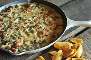 sausage bean and spinach dip not just sunday dinner